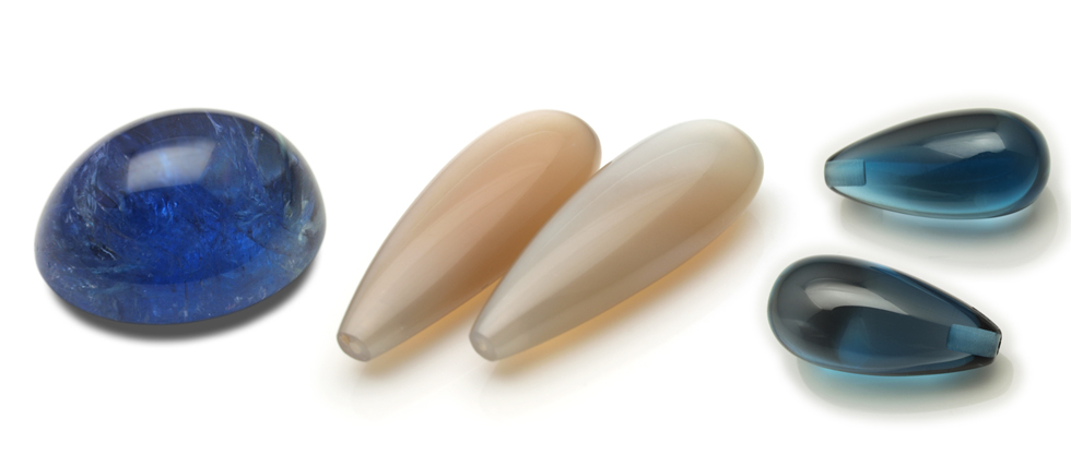 Cabochons - Single Stones and Serial Cut